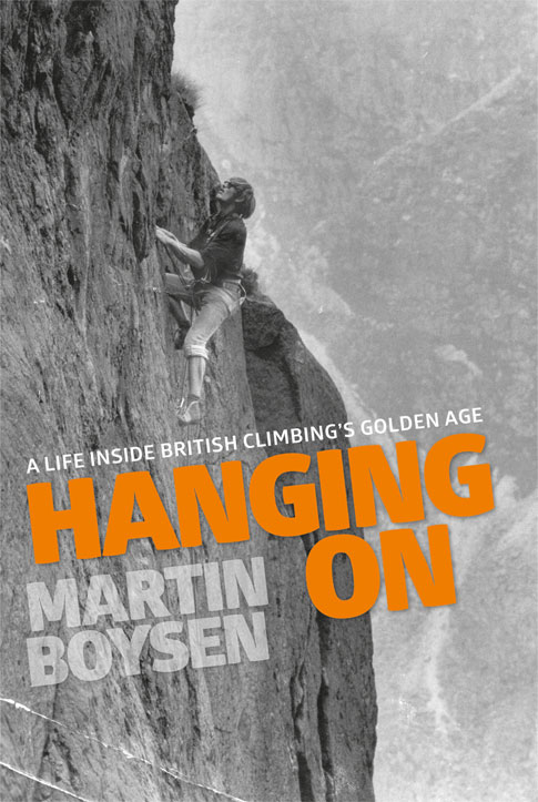 'Hanging on' by Martin Boysen